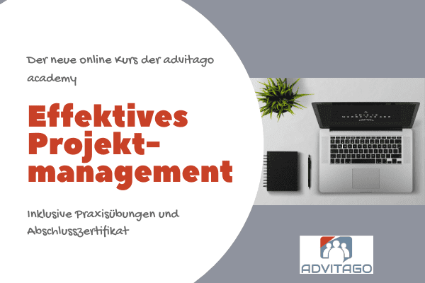 online projektmanagement kurs